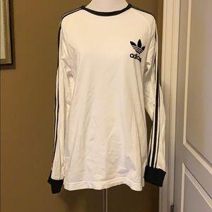 Worn once Adidas long sleeve